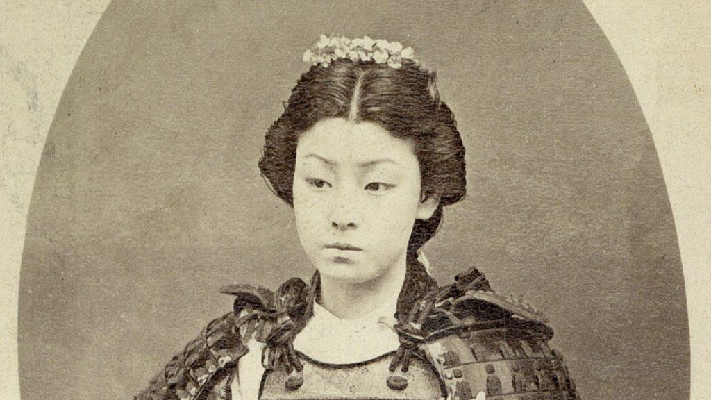 Накано Такєко | Женщины-воины в истории человечества | Zestradar