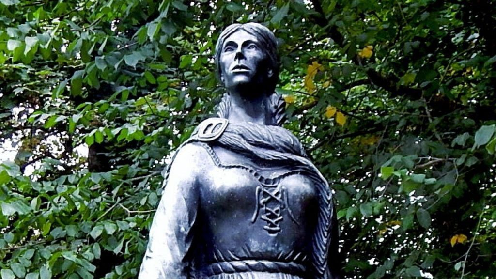 Грануаль (Грейс О`Мэлли) | Женщины-воины в истории человечества | Zestradar
