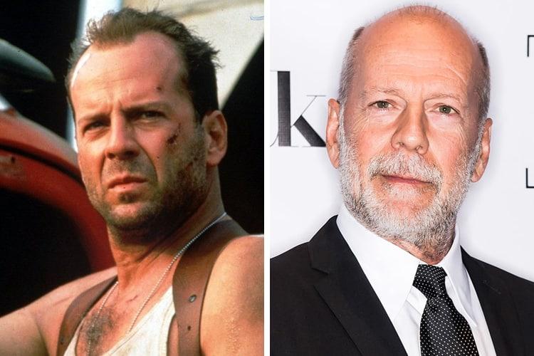 Брюс Уиллис   Лица Нового года: актеры из знаменитых праздничных фильмов тогда и сейчас   Zestradar