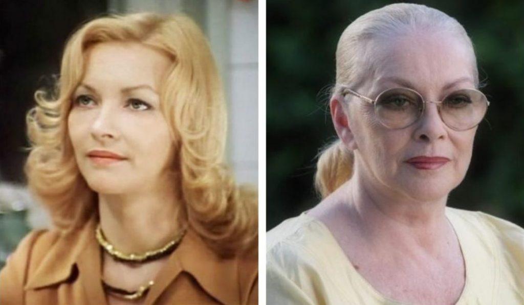 Барбара Брыльска   Лица Нового года: актеры из знаменитых праздничных фильмов тогда и сейчас   Zestradar