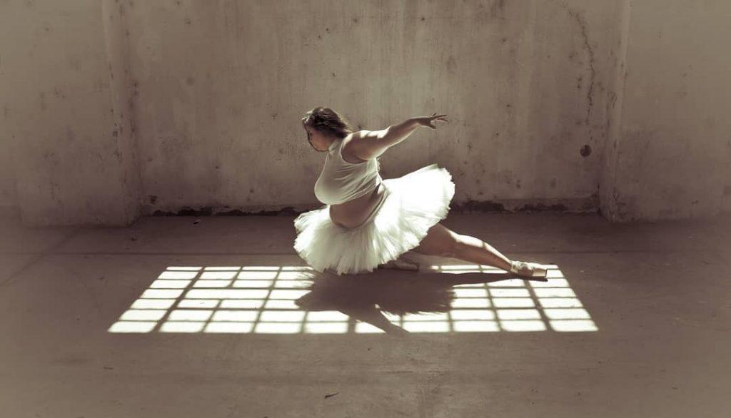 #1 | Бразильская балерина plus size: вдохновляющая история Джулии дель Бьянко | Zestradar