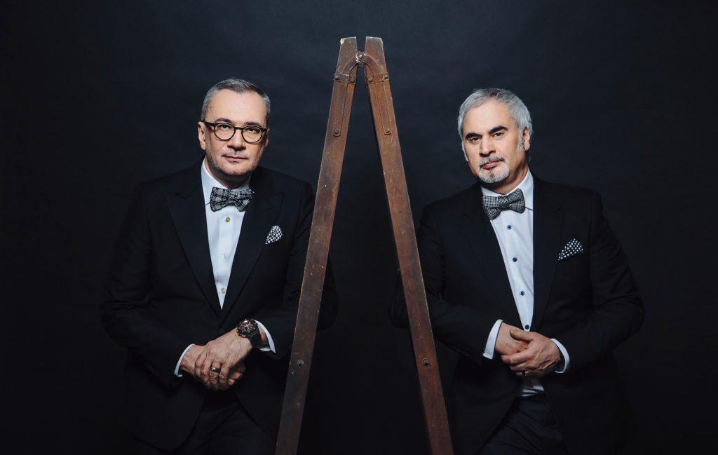 Братья Меладзе | Учителя, юристы, экономисты: кем планировали стать звезды до славы | Zestradar