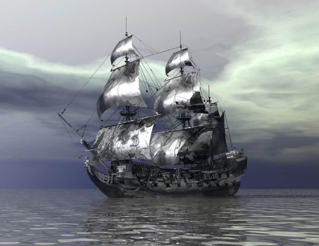 #3 |6 загадочных и жутких историй о кораблях-призраках| Zestradar