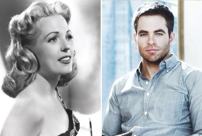 Chris Pine | 7 Celebs You Didn't Know Were Relatives Of Famous People | Zestradar