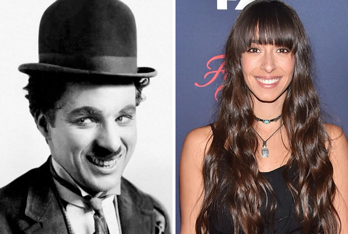 Oona Chaplin | 7 Celebs You Didn't Know Were Relatives Of Famous People | Zestradar