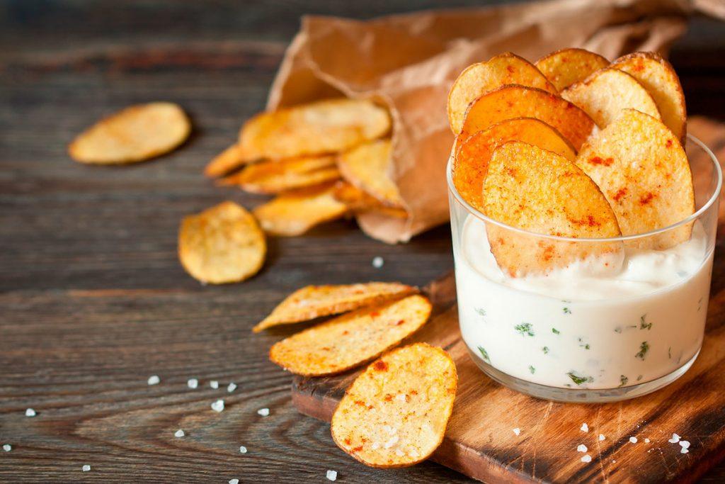 Картофельные чипсы | 6 неожиданных фактов о привычной еде | Zestradar