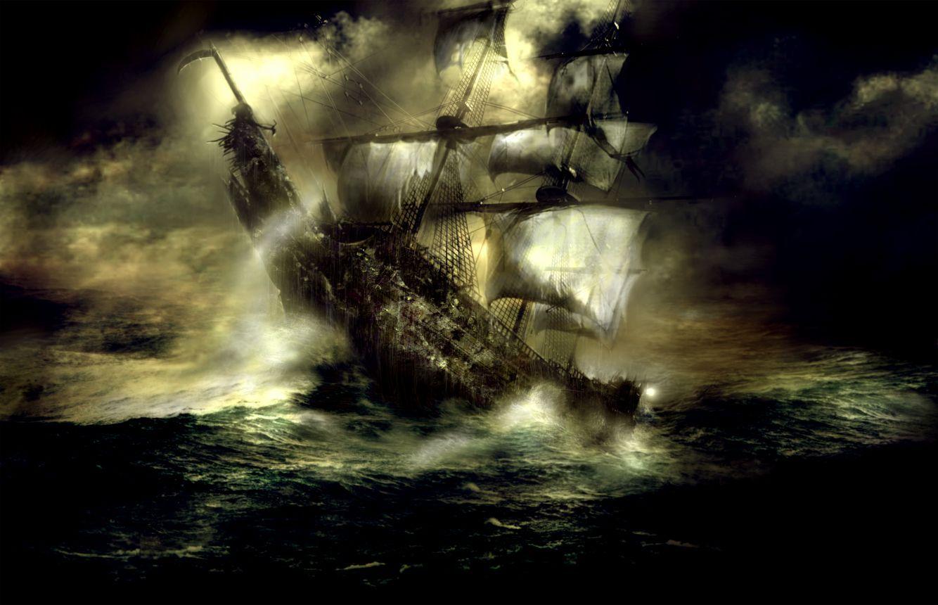 El Caleuche | Top 6 Legendary Ghost Ships | Zestradar