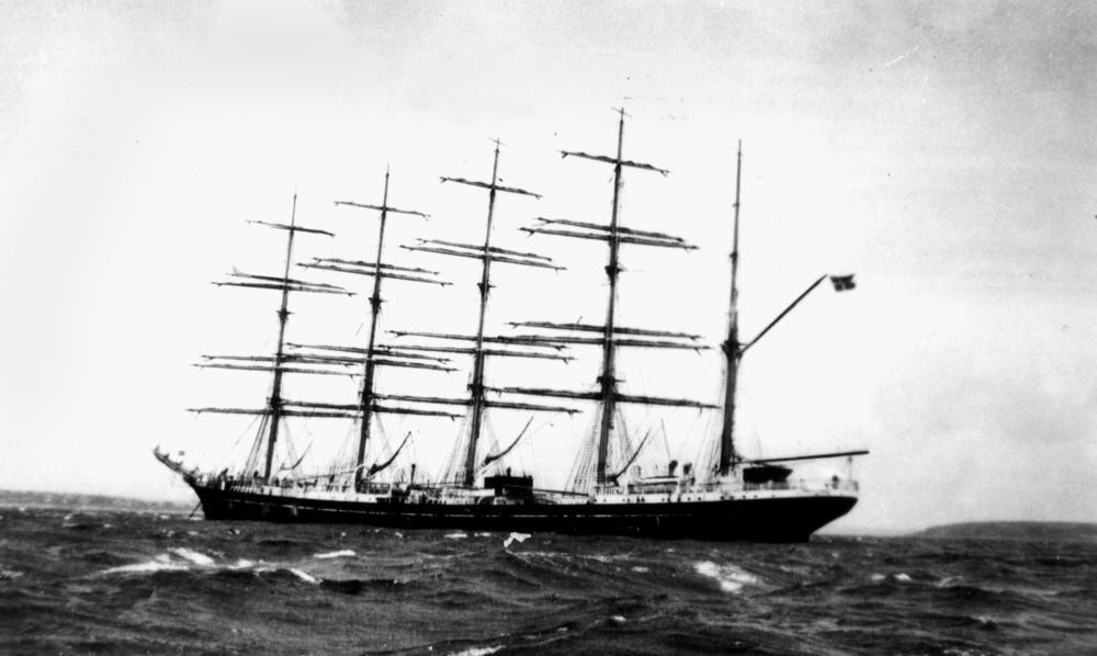 Copenhagen | Top 6 Legendary Ghost Ships | Zestradar
