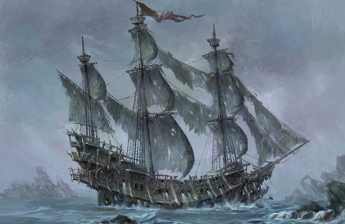 Eurydice | Top 6 Legendary Ghost Ships | Zestradar