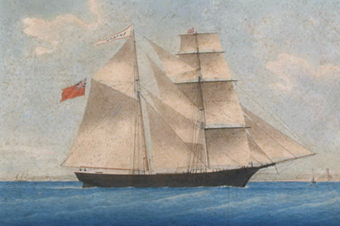 Mary Celeste | Top 6 Legendary Ghost Ships | Zestradar