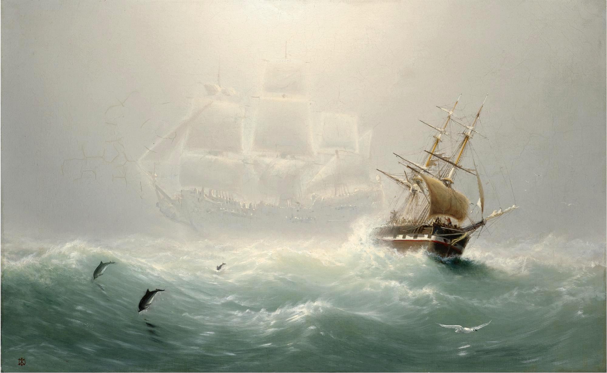 The Flying Dutchman  | Top 6 Legendary Ghost Ships | Zestradar