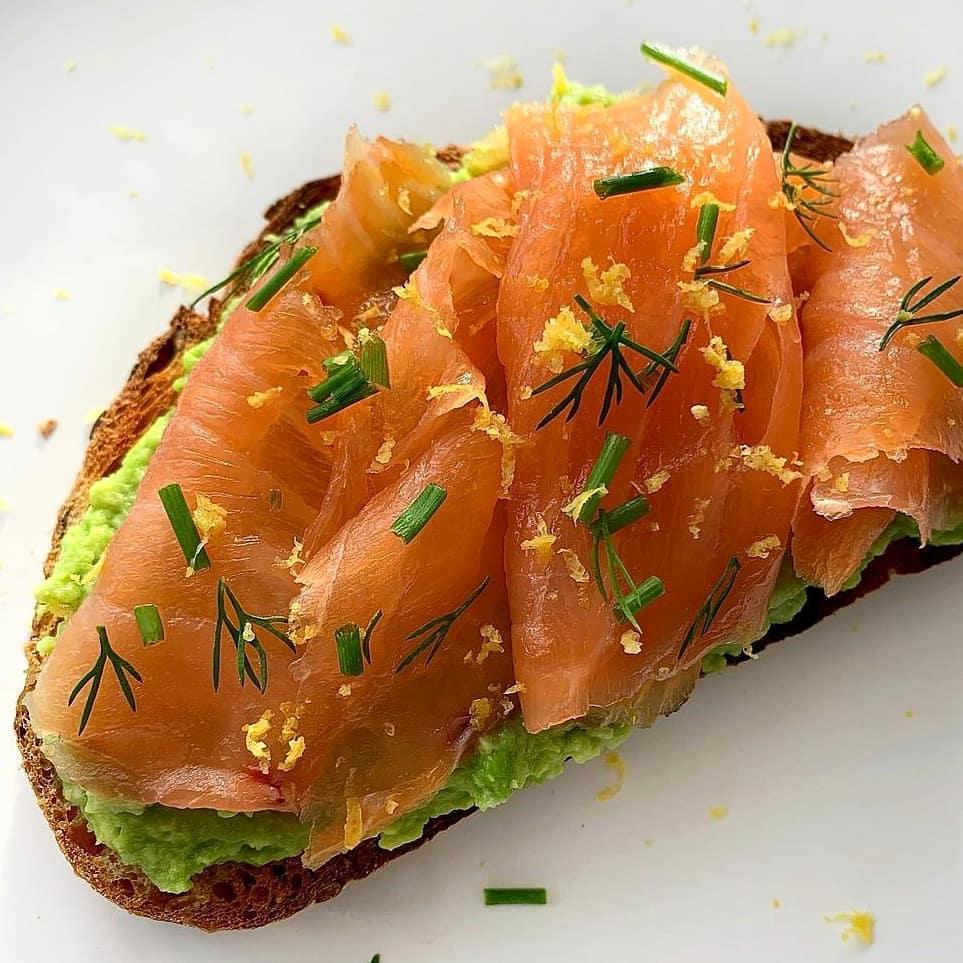 #4  | Бутерброды, которые мы заслуживаем на завтрак | Zestradar
