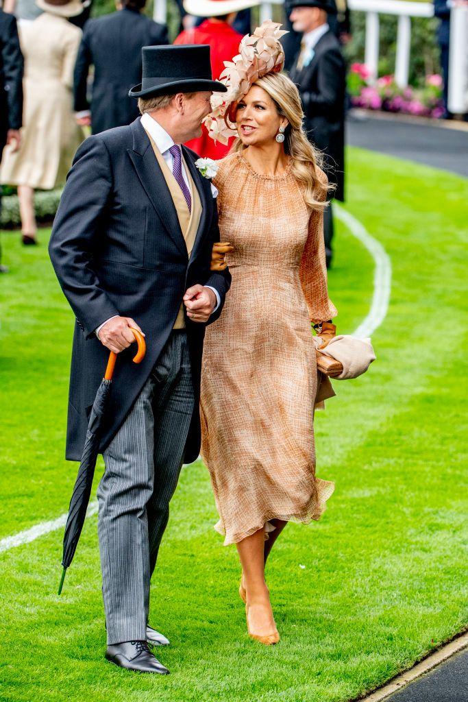 #3 | Лучшие модные образы европейских монархов | Zestradar