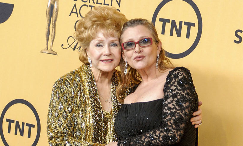 Carrie Fisher  | 11 Celeb Children Who Grew Up To Be More Famous Than Their Parents | Zestradar