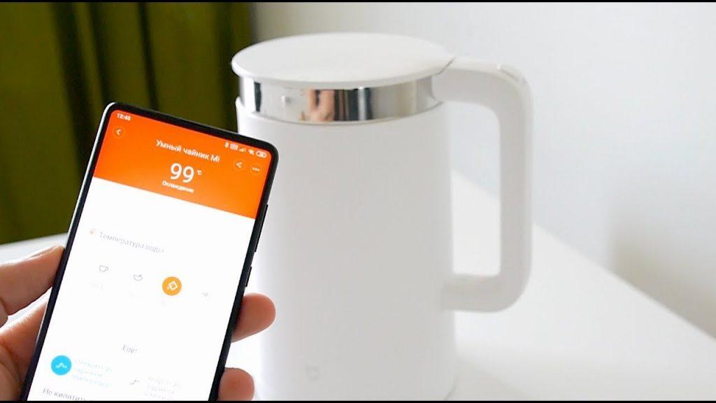 Умный чайник | 8 умных гаджетов и девайсов, без которых совсем скоро мы не будем представлять свою жизнь | Zestradar