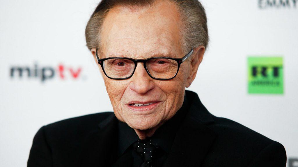 Larry King | 7 Celebrities That Got Divorced A Whole Lot | Zestradar