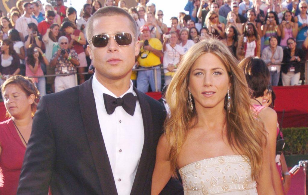Brad Pitt and Jenifer Aniston | Celebrity Breakups That Broke Our Hearts | Zestradar