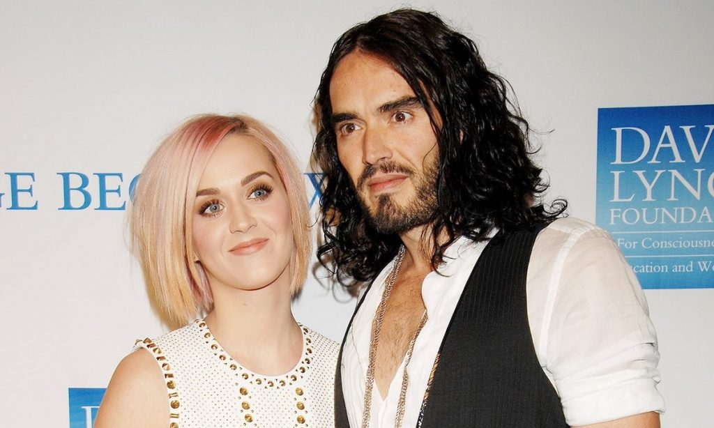 Katy Perry and Russell Brand | Celebrity Breakups That Broke Our Hearts | Zestradar