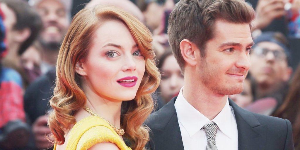 Emma Stone and Andrew Garfield  | Celebrity Breakups That Broke Our Hearts | Zestradar