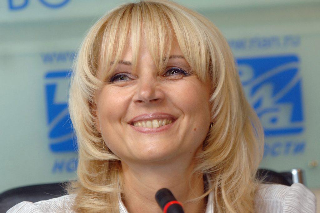 #2 | Татьяна Голикова: самая влиятельная женщина России | Zestradar