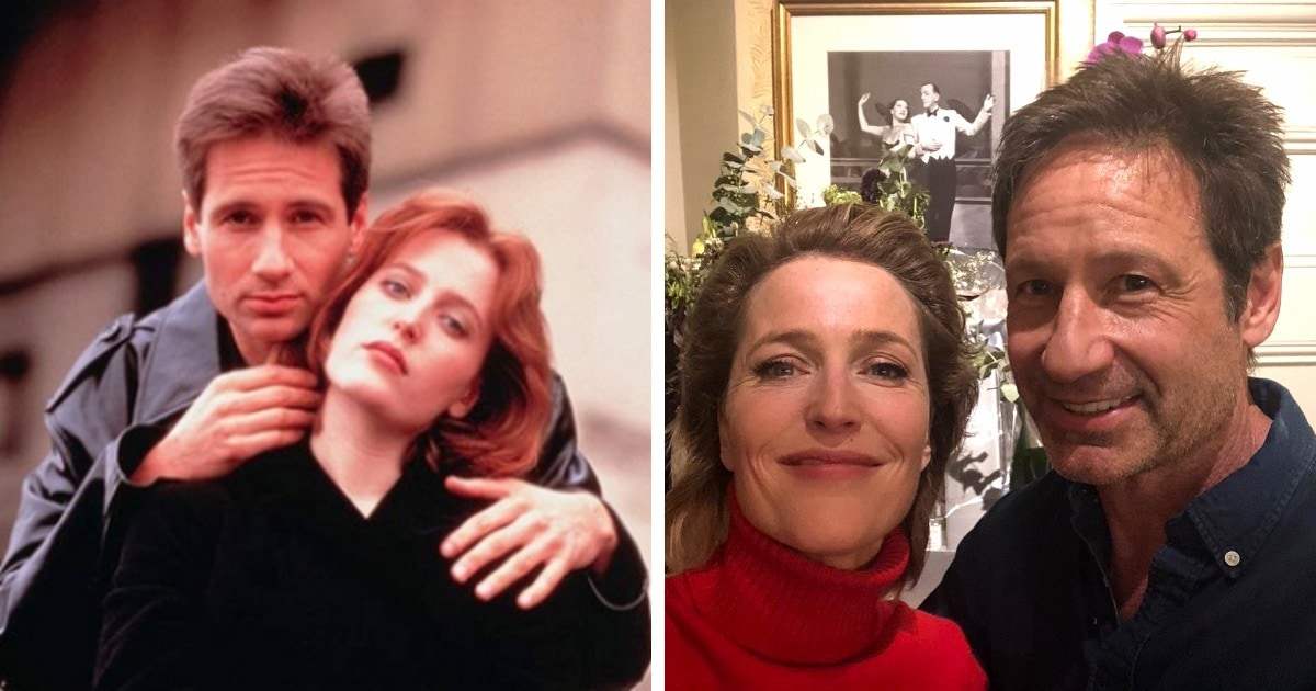 ≡ 15 Famous TV Show Couples Then and Now ➤ Brain Berries