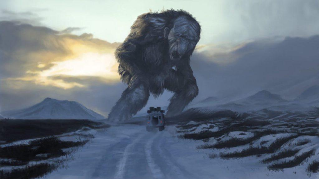 Troll | 7 Creepiest Creatures from Scandinavian Legends | Zestradar