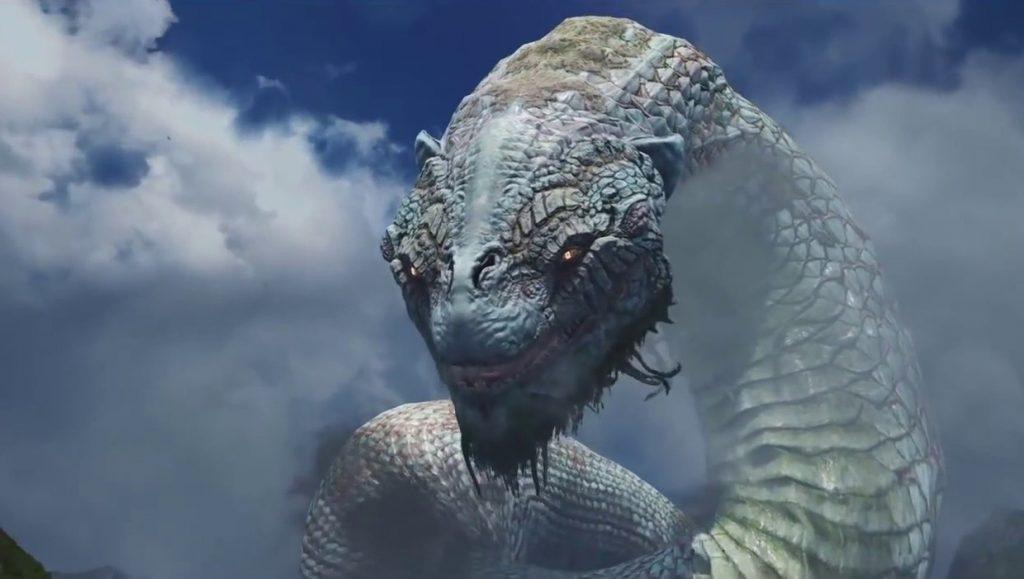 Jormungandr | 7 Creepiest Creatures from Scandinavian Legends | Zestradar