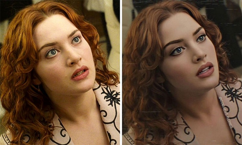 Kate Winslet | Goddess.Women Retouches Celebs and Makes Them Look Like Influencers | Zestradar
