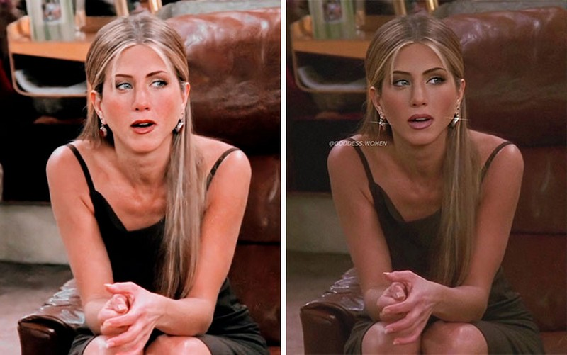 Jennifer Aniston | Goddess.Women Retouches Celebs and Makes Them Look Like Influencers | Zestradar