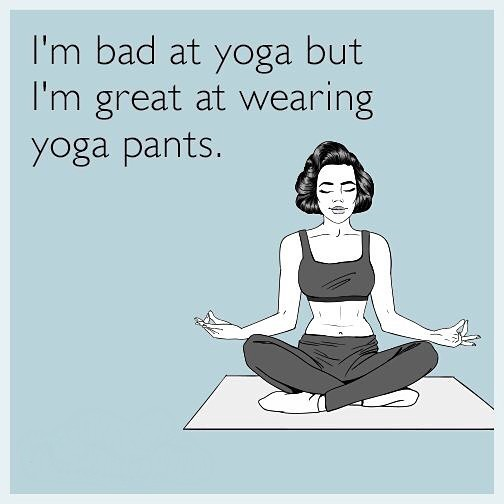 #12 | 17 Hilarious Yoga Memes That Will Clear Your Chakras | Zestradar