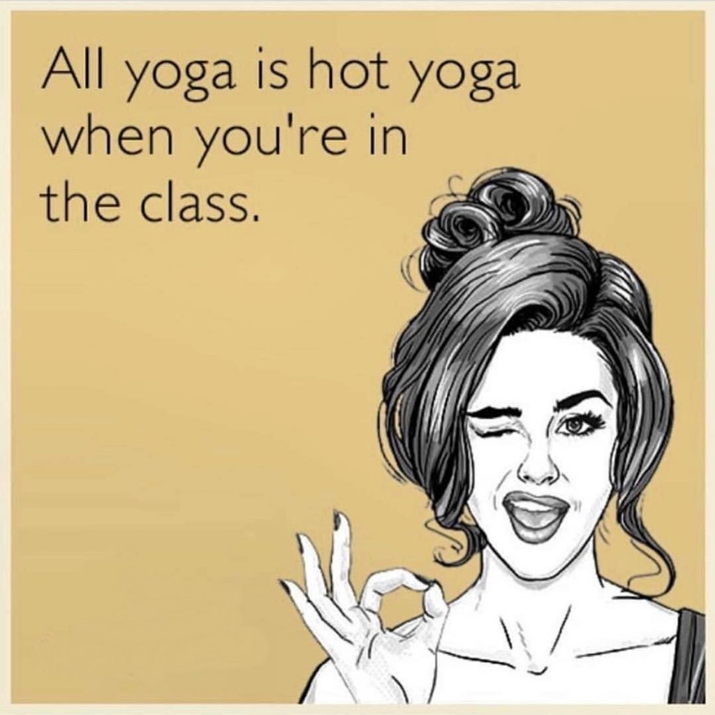 #17 | 17 Hilarious Yoga Memes That Will Clear Your Chakras | Zestradar