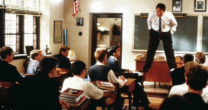 Dead Poets. Society | 7 Movies That Will Change Your Life | Zestradar