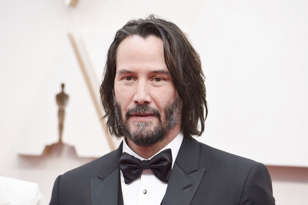 Keanu Reeves | 10 Celebrities Who Have Impacted Society Through Their Philanthropy | Zestradar