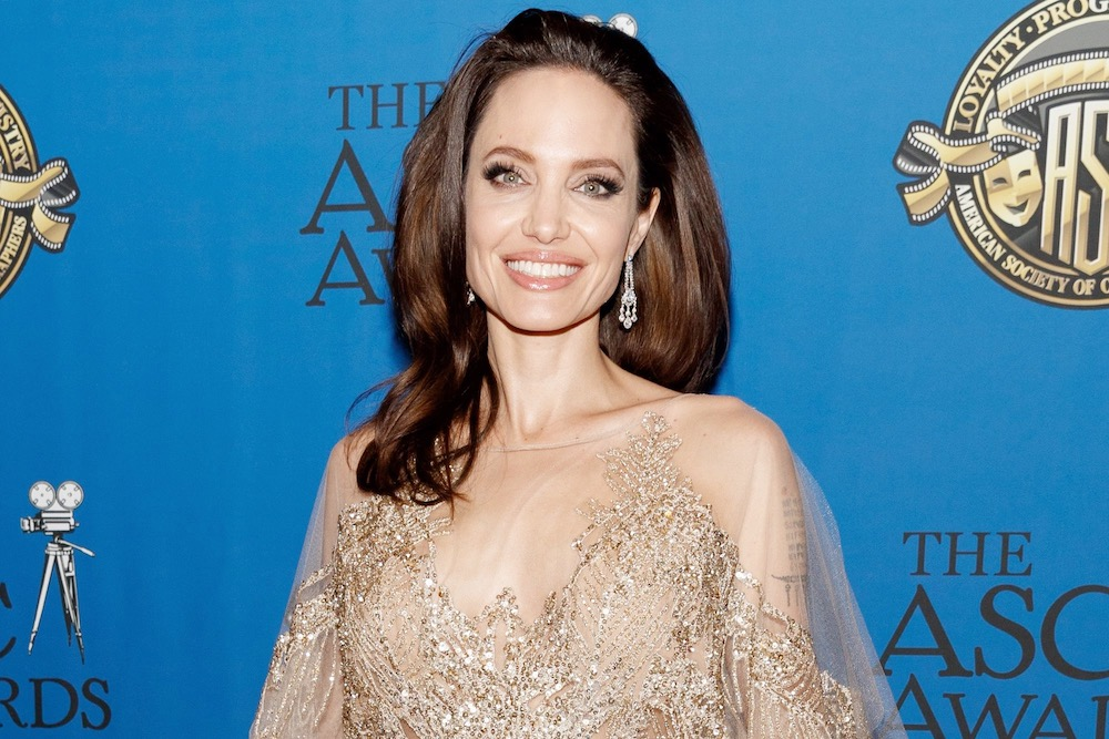 Angelina Jolie | 10 Celebrities Who Have Impacted Society Through Their Philanthropy | Zestradar