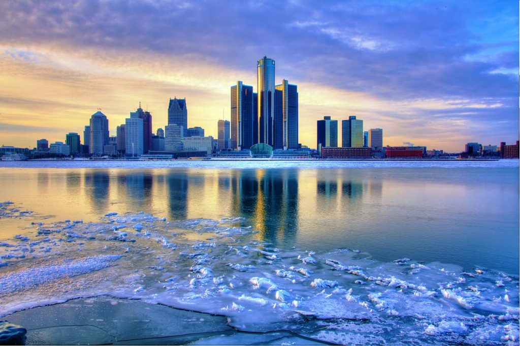 Детройт, США | 7 мест, где вам будут платить за проживание | Zestradar