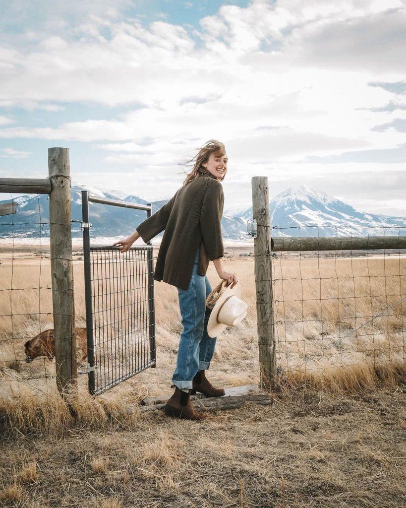 #5 | 8 Instagram-аккаунтов о счастливой жизни на природе | Zestradar