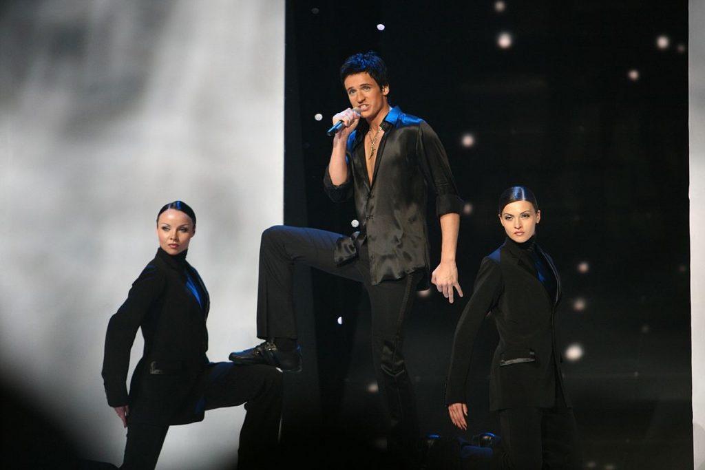 Дмитрий Колдун | 9 звезд, которые получили травмы на сцене | Zestradar