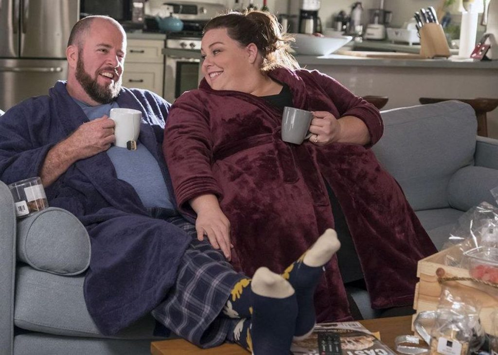 How Does Chris Sullivan from This Is Us Transform Into Toby 4