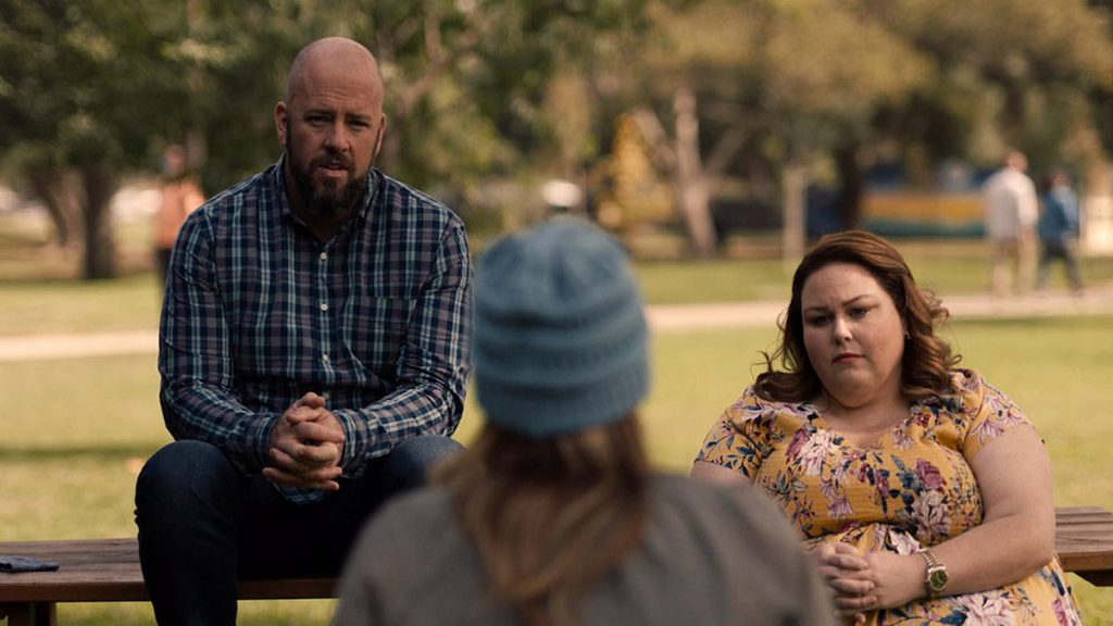 How Does Chris Sullivan from This Is Us Transform Into Toby 6