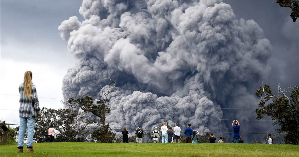 Kilauea ගිනි කන්ද |  ආපදා සිදුවිය හැකි අනතුරුදායක ගිනි කඳු 8 |  සෙස්ට්රඩාර්