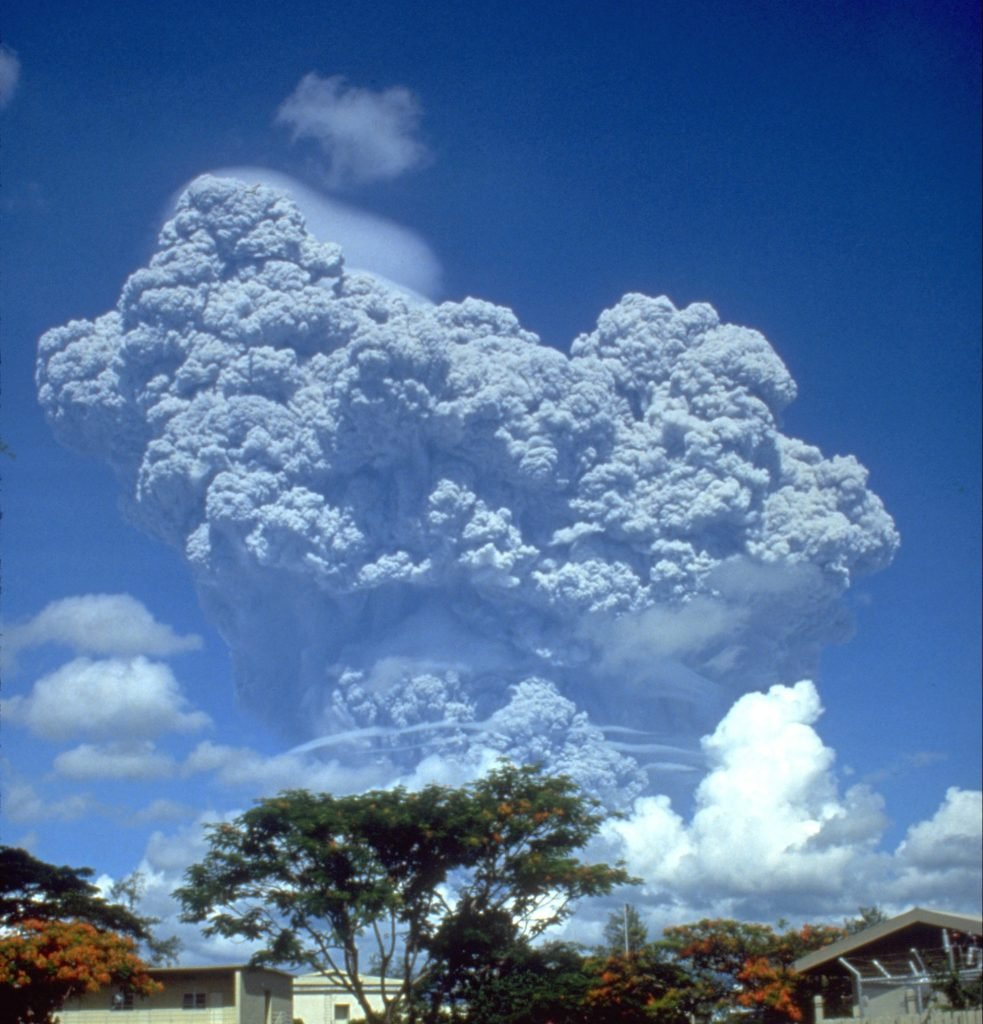Mount Pinatubo | 8 Potentially Dangerous Volcanoes That Could Spell Disaster | Zestradar