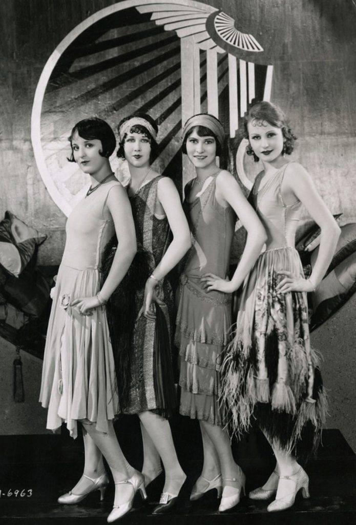 1920 | How Beauty Standards Have Changed Over The Last 100 Years | Zestradar