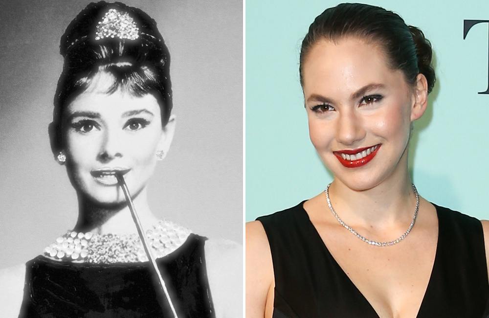 Emma Ferrer — granddaughter of Audrey Hepburn | 13 Grandkids of Celebrities Who Are Equally as Famous | Zestradar