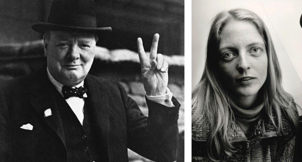 Arabella Churchill — granddaughter of Winston Churchill | 13 Grandkids of Celebrities Who Are Equally as Famous | Zestradar