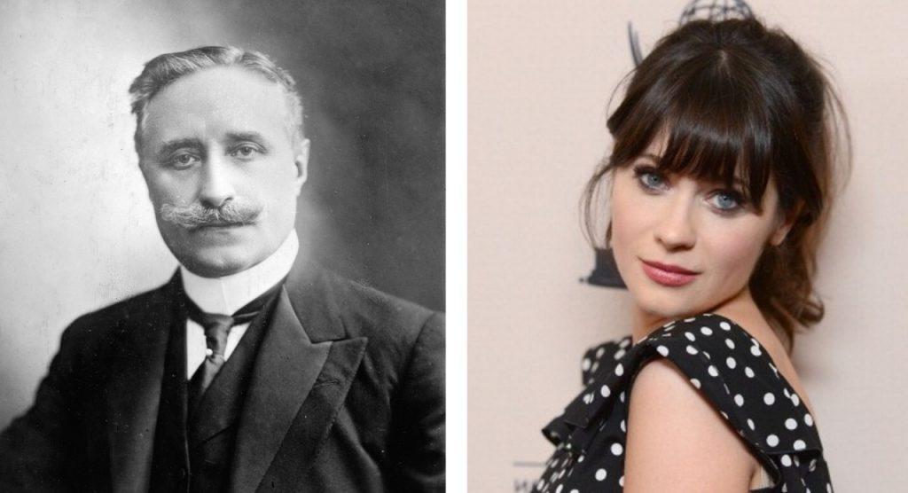 9. Zooey Deschanel - Great-granddaughter of Paul Deschanel | 13 Grandkids of Celebrities Who Are Equally as Famous | Zestradar