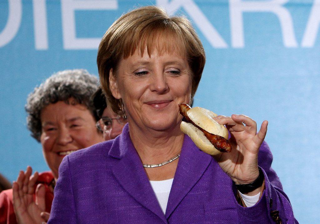 Angela Merkel  | Presidential Menu: World Leaders' Favorite Foods | Zestradar