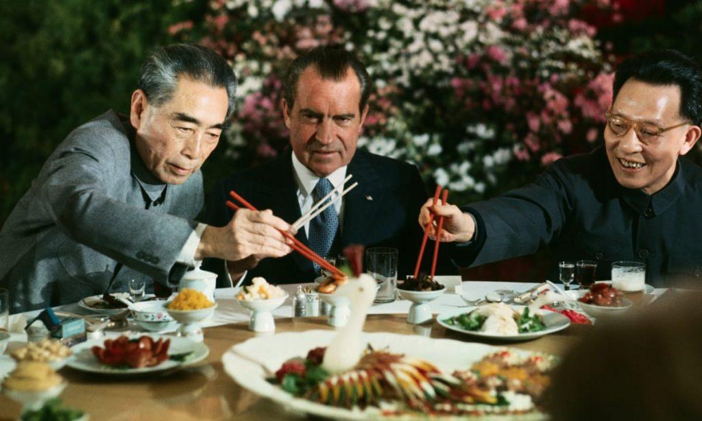 Richard Nixon  | Presidential Menu: World Leaders' Favorite Foods | Zestradar