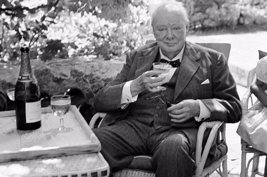 Winston Churchill  | Presidential Menu: World Leaders' Favorite Foods | Zestradar