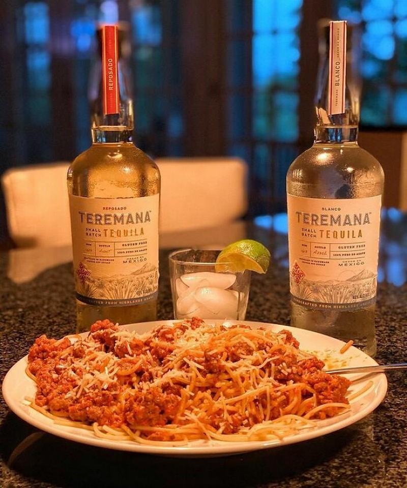 Tequila  | The Rock's Best Cheat Meals | Zestradar