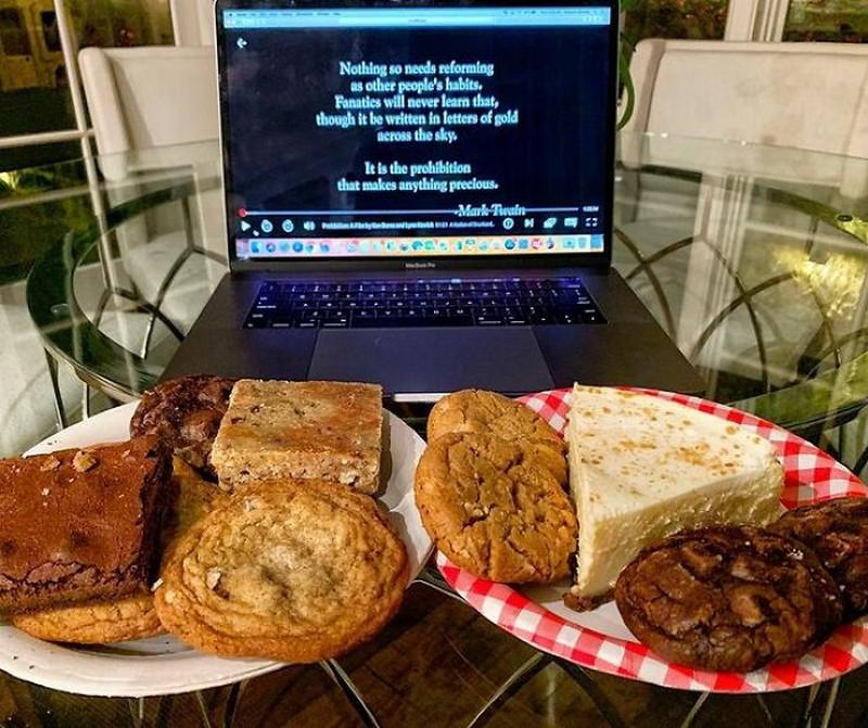 Brownies | The Rock's Best Cheat Meals | Zestradar